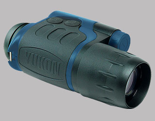 Yukon Night Vision Monocular NVMT 2 (3x42) Waterproof